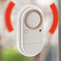 Friedland Window Alarm, Wireless, Twin Pack