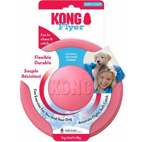 Frisbee chiot KONG Puppy Flyer