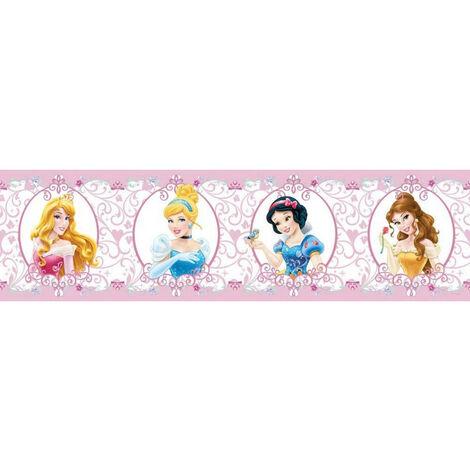 Frise 4 Princesses Disney