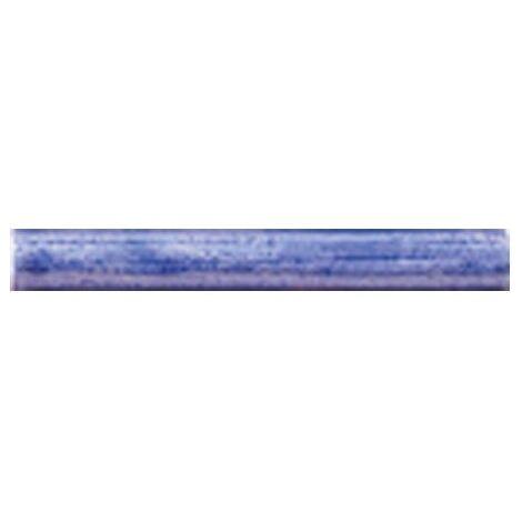 Frise bleu Torelo Patiné Marino 2x15 cm - unité