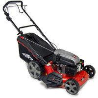 """Frisky Fox 20"""" 4in1 Self Propelled 4 Stroke Petrol Lawn Mower"""