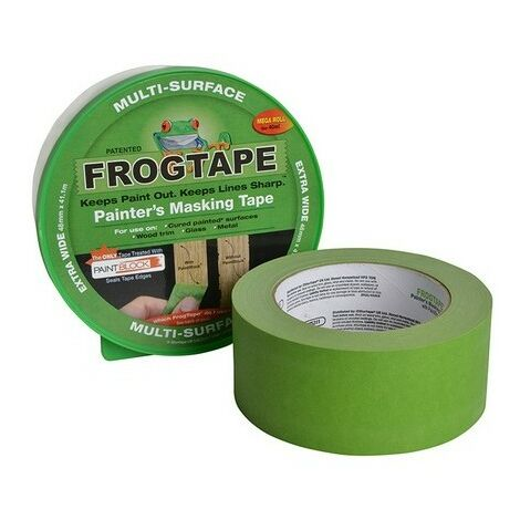 FrogTape Multi-Surface Masking Tape - Choose width