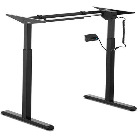 Fromm & Starck Piètement De Bureau Assis Debout Pied Table 80 kg Noi