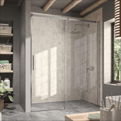 Frontal de ducha + Puerta Corredera LUNA