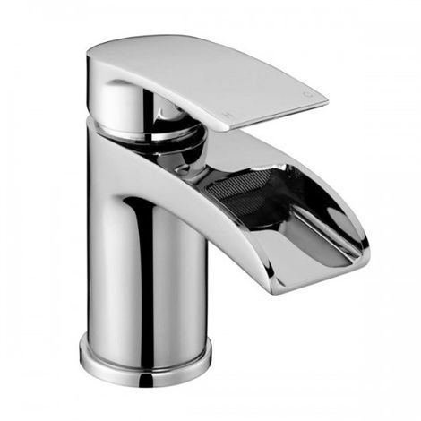 Frontline Basin Mixer with Click Clack Waste