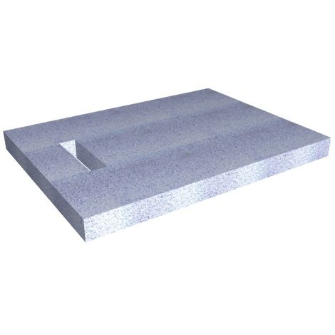 Frontline Bathrooms 1600x900 Substrate Element Linear Waste Step Up