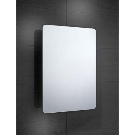 Frontline Bramham Single Mirrored Cabinet