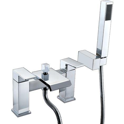 Frontline Estrada Waterfall Bath Shower Mixer Tap