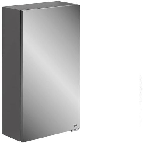 Frontline Joy 400mm 1 Door Mirrored Cabinet