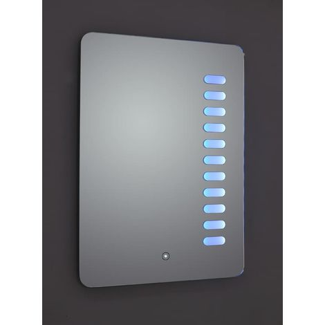 Frontline Kinsale 500mm LED Mirror with Touch Sensor and Demister