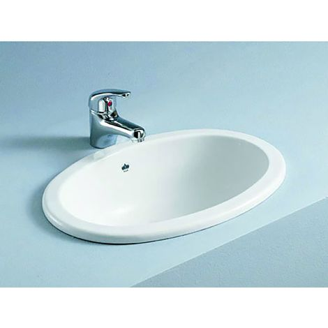 Frontline Lily 465mm In Countertop Round Basin