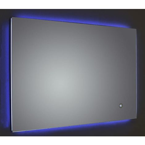 Frontline Lumiere LED 700mm Mirror with Touch Sensor and Demister