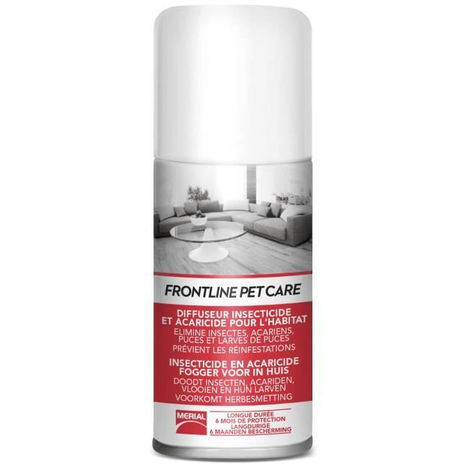 FRONTLINE PET CARE - Diffuseur insecticide pour la maison