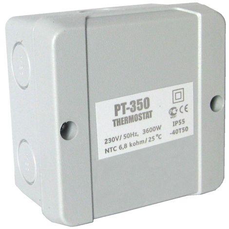 Frostschutz Thermostat 350 | Steuerung von Frostschutz- und Freiflächen Heizungssystemen