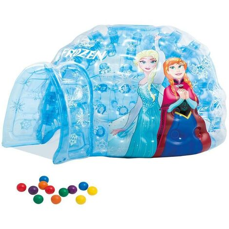 Frozen' cabane gonflable igloo - - 185x157x107 cm INTEX 48670