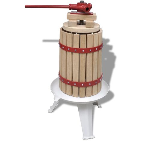 Fruit and Wine Press 6 L