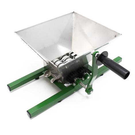 Fruit mill 7 L Mash Crank handle Fruit mill Press Fruit Cider press Fruit