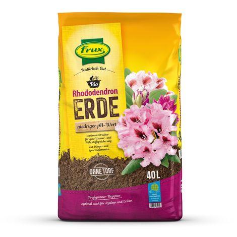 frux® Bio Rhododendronerde TORFFREI 40 Liter