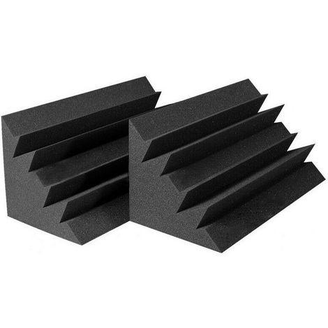 FUBUCA Panel esquinero absorbente acústicos 12x12x24cm Bass Trap