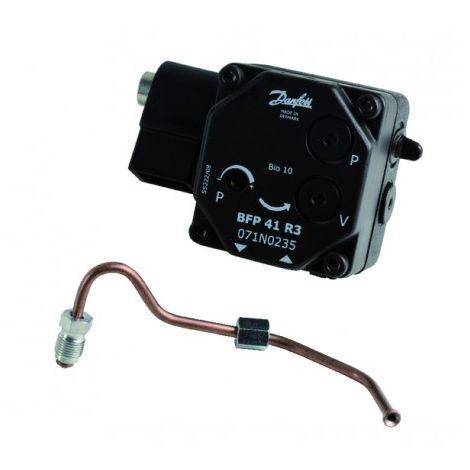 Fuel Pump bfp 41 r3+tube - DE DIETRICH : 97955484