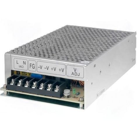 Fuente Alimentacion 24V por impulsos 4,5A 100W 159x97x38mm MeanWell RS-100-24