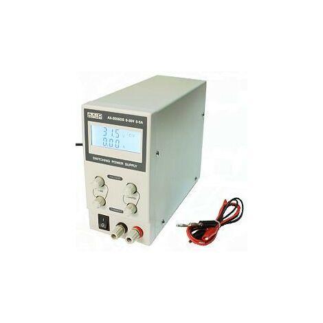 """main image of """"Fuente Alimentacion Laboratorio 0-30V 0-5Amp LCD"""""""