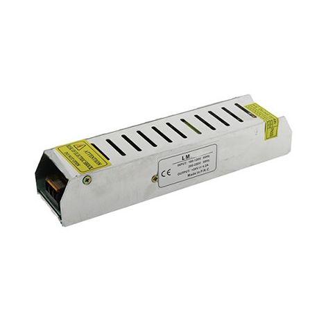 Fuente Alimentación Para Tiras LED 24V 150W