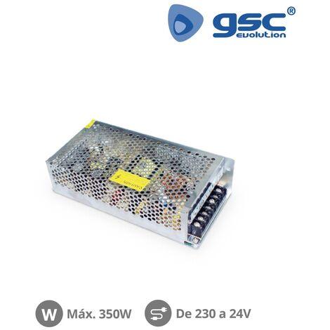 """main image of """"Fuente alimentacion tiras LED a 24V 350W"""""""