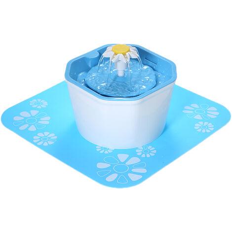 Fuente automatica de agua para gatos, dispensador electrico de bebederos para mascotas(no se puede enviar a Baleares)