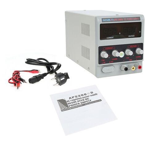 """main image of """"Fuente de alimentación para laboratorio 0-30 V, 0-5 A Transformador de fuente de alimentación Fuente de alimentación de laboratorio"""""""