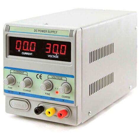 Fuente de alimentación DC60V/5A Regulable, regulable