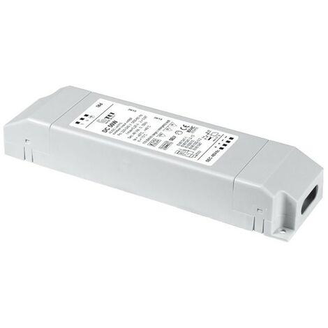 Fuente de alimentación: electrónica TCI para LED 24V 50W IP20 122752