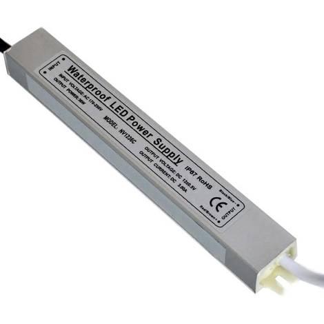 Fuente de alimentación IP67 12V 30W