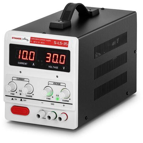 "main image of ""Fuente De Alimentación Para Laboratorio Regulable Transformador 0-30 V 10A 300 W"""