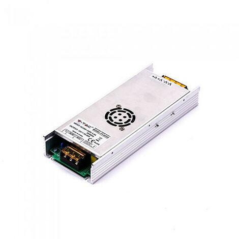 "main image of ""Fuente de alimentación para tiras LED 12VDC 350W 30A IP20"""