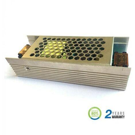 Fuente de alimentación profesional 12V DC 75W 6A IP20
