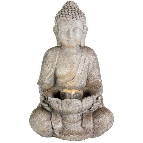 FUENTE EXTERIOR BUDDHA