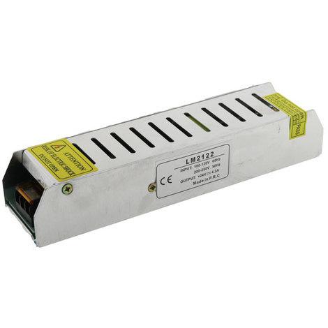 Fuentes de Alimentación para Tiras LED 100W 12VDC | IluminaShop