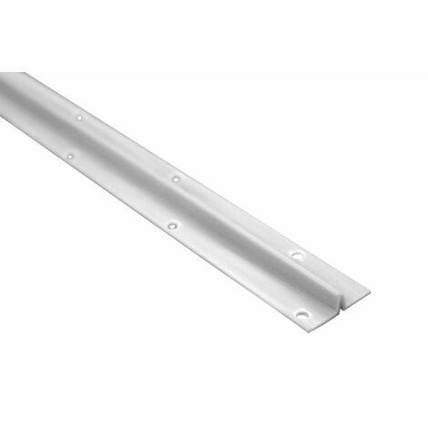 Fugen Schnellputzprofil für Innen und Außen | PVC | Hexim | PUTZPROFIL