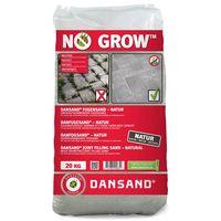 Fugensand NO GROW Dansand 1-5 mm 20 kg natur