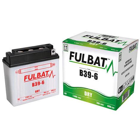 Fulbat - Batería moto B39-6/ 6N7-1 6V 7Ah