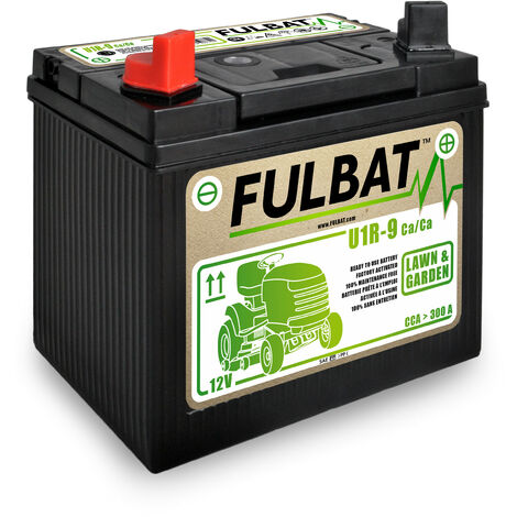 Fulbat - Batterie motoculture U1-R9 12V 28Ah