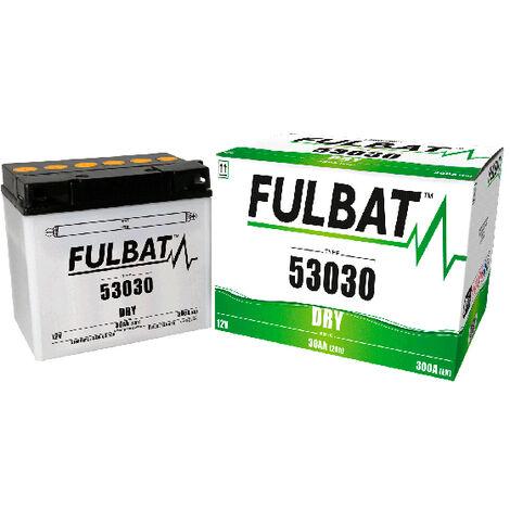 Fulbat - Fulbat - Batterie moto 53030 12V 30Ah
