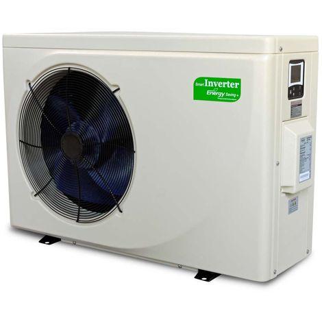 Full-Inverter Plus Wärmepumpe, Poolheizung