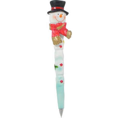 Fully Decorated Santa & Tree Pen