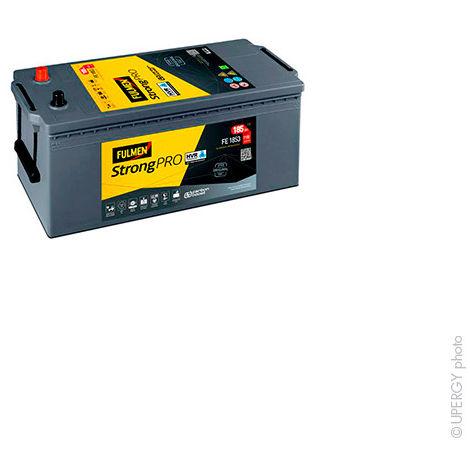 Fulmen - Batería para camión FULMEN Strong Pro HVR FE1853 12V 185Ah 1100A