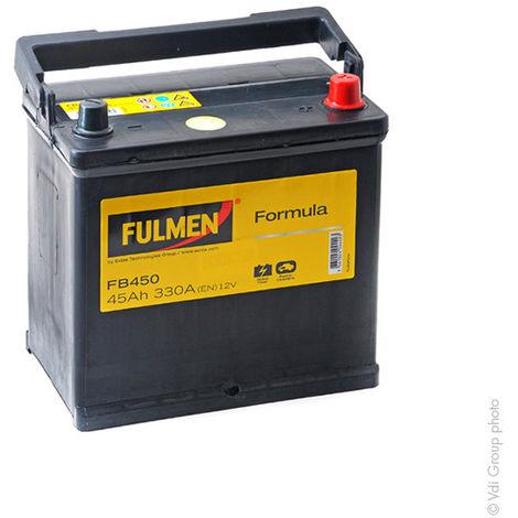 Fulmen - Batería para coche FULMEN Formula FB450 12V 45Ah 330A