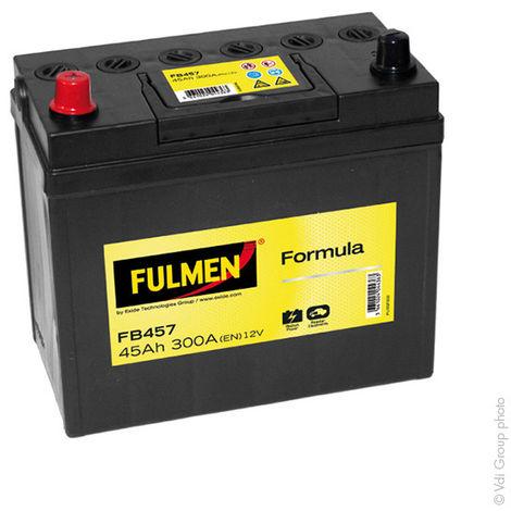Fulmen - Batería para coche FULMEN Formula FB457 12V 45Ah 330A