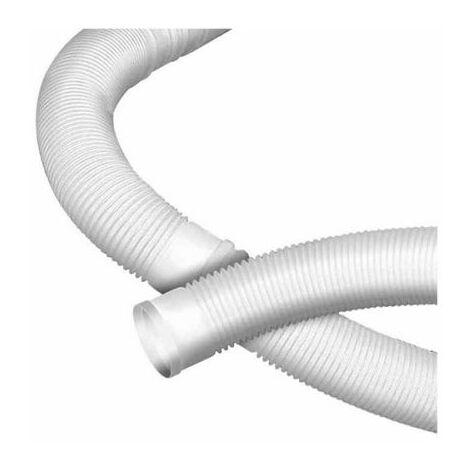 FUMÉE plastique plastique flexible PPS DN 100 ROULEAU DE 25 MT. TUYAU FLEXIBLE