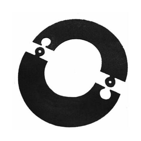 fumée ROSONE MODULAIRE D. 150 Painted Black MM. POELE A BOIS PELLET